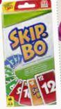 Skip-Bo von Mattel Games