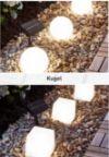 Solar-Bodenlichterkette von Lightzone