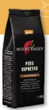 Kaffee Espresso von Mount Hagen