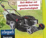 LM196-51SV Benzin-Rasenmäher von Scheppach