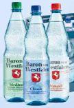 Mineralwasser von Baron von Westfalen