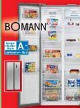 Kühlschrank Side-by-Side SBS 7310 IX von Bomann