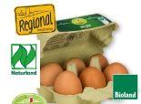 Frische Bio-Eier von Wasgau Natur Bio