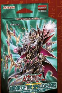 Order Of The Spellcasters Structure Deck von Konami