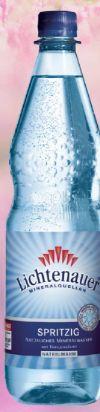 Mineralwasser von Lichtenauer