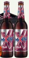 Mixery Bier + Cola + X von Rhenser