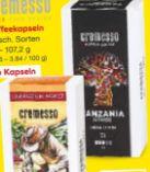 Kaffeekapseln von Cremesso