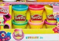 Glitzerknete von Play Doh