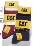 Damen-Businesssocken 5er-Pack von CAT