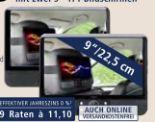 Mobiles DVD-Set MES-403 von Lenco