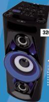 Stereo-Audiosystem PS07BT von Reflexion