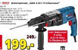 Bohrhammer GBH 2-28 F Professional von Bosch