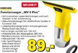 Akku-Fenstersauger WV 6 Plus von Kärcher