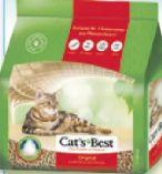Öko Plus-Katzenstreu von Cat's Best