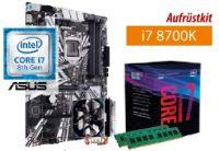 Prozessor Core i7-8700K von Intel