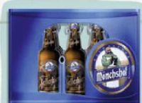 Kellerbier von Mönchshof