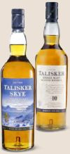 Skye Whisky von Talisker Skye