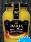 Spezialitäten Senf von Maille