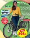 E-Bike Alu-City Geniesser e9.3 von Prophete
