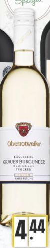 Wein von Oberrotweiler