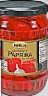 Geröstete Paprika von Iska