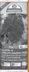 Balkon-Geranienerde von ASB Greenworld