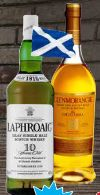 Islay Single Malt Scotch Whisky von Laphroaig