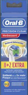 Power Precision Clean Aufsteck-zahnbürsten von Oral-B