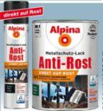 Metallschutzlack Anti-Rost von Alpina