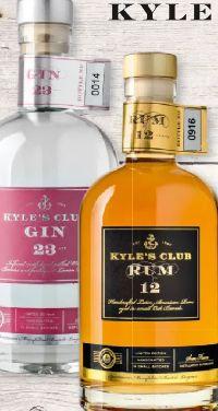 Gin von Kyle's Club
