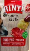 Leichte Beute Hundenassfutter von Rinti