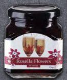 Hibiskusblüten von Rosella Flowers