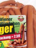 Wiener Würstchen  XXL von Gut Bartenhof