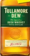 Irish Whiskey von Tullamore Dew