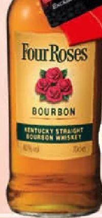 Kentucky Straight Bourbon Whiskey von Four Roses