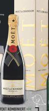 Champagner von Moët & Chandon
