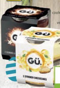 Desserts von Gü