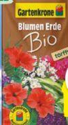 Bio-Blumenerde von Gartenkrone