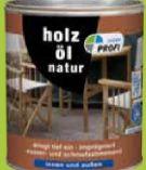 Acryl-Holzöl von Farben Profi