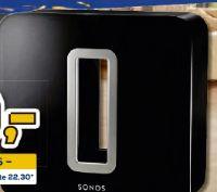 SUB Wireless Subwoofer von Sonos