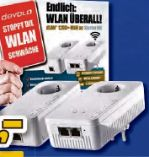 dLAN 1200+ WiFi ac Powerline Starter Kit von Devolo