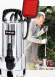 Schmutzwasserpumpe GC-DP 9035 N von Einhell