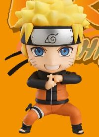 Naruto Shippuden Nendoroid Naruto