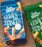 Gebäckstangen von Sun Snacks