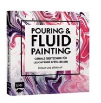 Buch Pouring & Fluid Painting