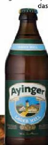 Lager Hell von Ayinger