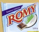 Kokosschokolade von Romy