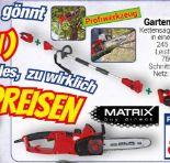 Garten-Kombigerät von Matrix