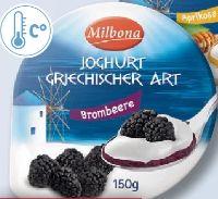 Joghurt nach griechischer Art von Milbona