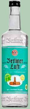 Berliner Luft Pfefferminzlikör von Schilkin